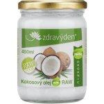 Aspen team Kokosový olej Raw Organic 450 ml
