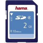Hama SD 2GB CLASS 4 55377