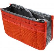 Jenifer KX8633 Praktický organizér do kabelky oranžová