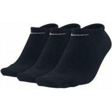 Nike ponožky LTWT NS Value Black 3-pack Čierna dd63cd7973