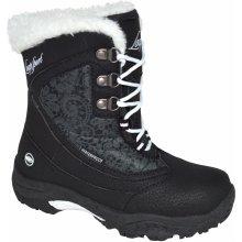 0f1b2c28467 LOAP Dětské zimní boty Spirit černé