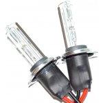 Náhradní výbojky H7 - 5000K 2ks (pár, 2 x výbojka) kovová patice
