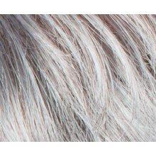 Hairpower paruka Solitar mono white mix