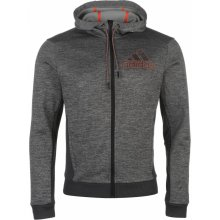 Adidas Full Zip Hoody Mens Black