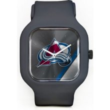 Old Time Hockey Colorado Avalanche Modify Watches Silicone