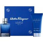 Salvatore Ferragamo Acqua Essenziale Blu EdT 30 ml + sprchový gel 50 ml dárková sada