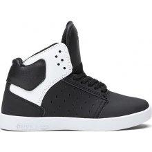SUPRA - High Kids Atom Black/White (BWW)