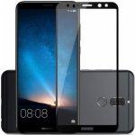 3D ochranné tvrzené sklo pro Huawei Mate 10 Lite - černý