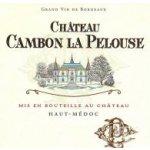 Cambon La Pelouse Cru Bourgeois / HautMédoc červené 2013 0,7 l