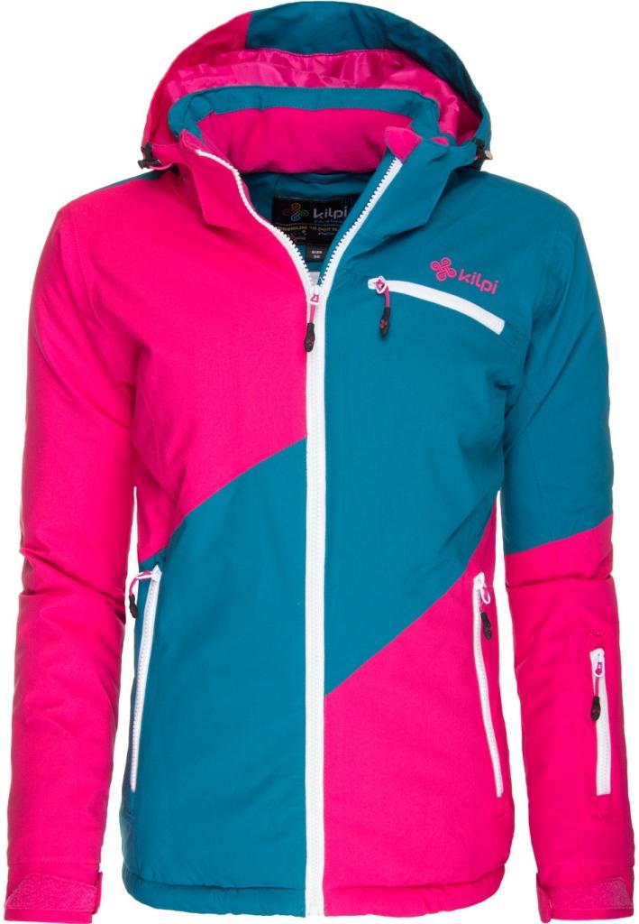 Kilpi dámská snowboardová bunda GIZELA růžová 05eaeb65e8