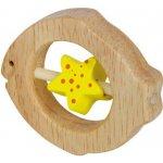 Legler Dřevěné kousátko Ryba