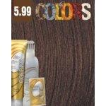 Colors Keratin Complex Barva SET 5.99 čokoláda