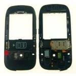 Kryt Nokia C7 Střední černý