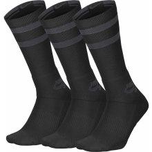 Nike ponožky SB 3PPK Crew Socks Black Anthracite 0de1c5afab