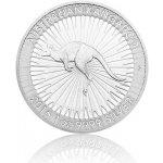 Kangaroo Česká mincovna Stříbrná ivnestiční mince 1 AUD Australian 31,1 g