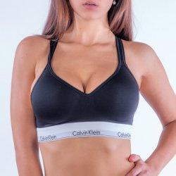 9fe48b8b021 Calvin Klein Sportovní podprsenka Bralette Lift QF1654E-001 Black