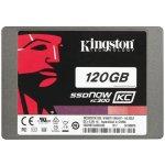 "Kingston SSDNow KC100 120GB, 2,5"", SATAIII, SSD, SKC300S3B7A/120G"