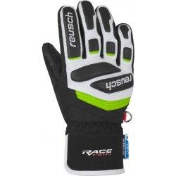237f2e37284 Dětské rukavice Reusch Prime Race R-Tex Xt Junior - black white neon