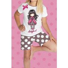 Santoro London Dívčí pyžamo Gorjuss Ladybird