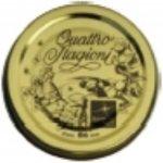 Bormioli Rocco Sklenice na nealko Quattro Stagioni s víčkem 415 ml