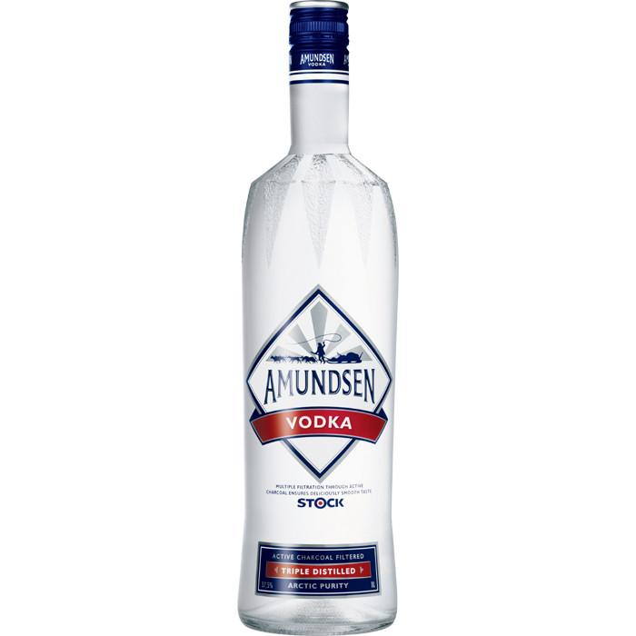 Stock Amundsen Vodka 1 l foto 1 - Heureka.cz: destilaty.heureka.cz/stock-amundsen-vodka-1l/galerie