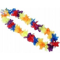 Havajský věnec barevný