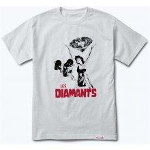 Diamond Les Diamants White WHT triko