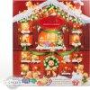 Lindt adventní kalendář Teddy 128g