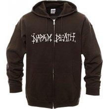 Napalm Death černá