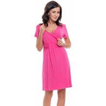 Dn-nightwear TCB.9116 noční košile růžová tmavě