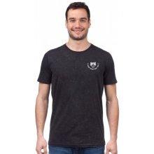 Adler GLOBE pánské tričko černá
