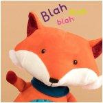 B.Toys Pipsqueak mluvící lišák