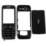Kryt Nokia E52 černý