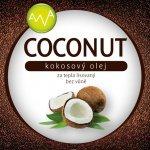 Coconut Kokosový olej 1000ml