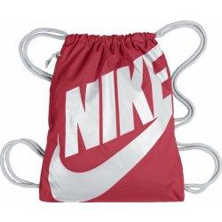 Nike Heritage Gymsack červená/bílá