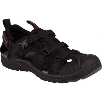 Crossroad MIRO černá pánské sandály