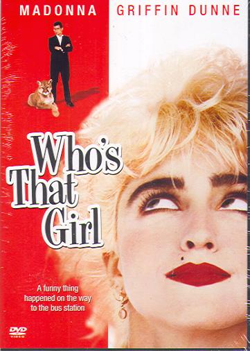 Kdo je ta holka / Who's That Girl? (1987)