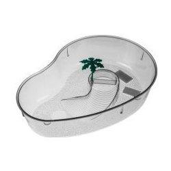 Terárium Shopakva Terárium pro želvy s palmou průsvitné