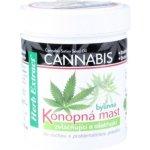 Vivaco Cannabis Konopná mast zvláčňující a ošetřující Herb Extract 125 ml