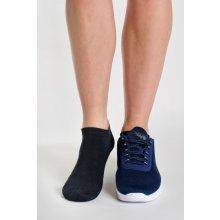 Regina dámské ponožky z bambusového vlákna černá