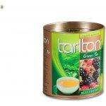 Tarlton Blackberry zelený čaj papír. dóza 100 g