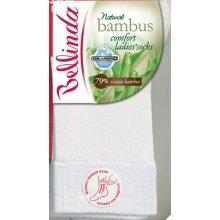 Bellinda ponožky Bambus Comfort bílá