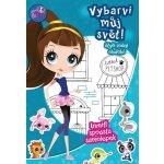 Littles Pet Shop Vybarvi můj svět! Čtyři roční období