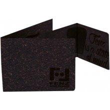 Fenz PCW Caffe Hnědá papírová peněženka