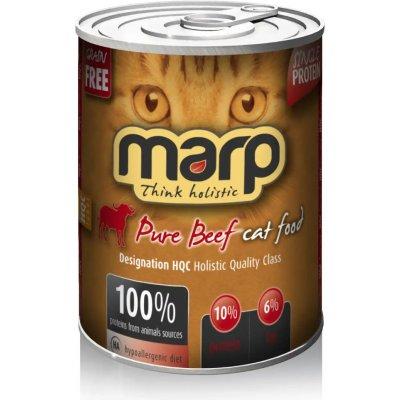 Marp Beef pro kočky s hovězím 400 g