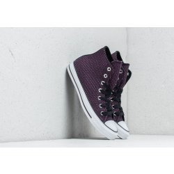 d0b61c5ab7 Converse Chuck Taylor All Star High Black  Icon Violet  Cool Grey