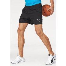 "PUMA Krátké kalhoty »ESSENTIAL WOVEN 5"" SHORT«, černé"