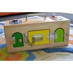 Montessori A291 Zamykací krabice