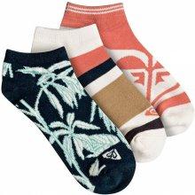 Roxy ponožky Ankle 3 Pack - BYF0/Reflecting Pond