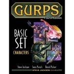 Hra na hrdiny Gurps Basic Set: Characters